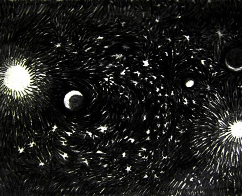 istanbul/Bleistiftzeichnung/2005